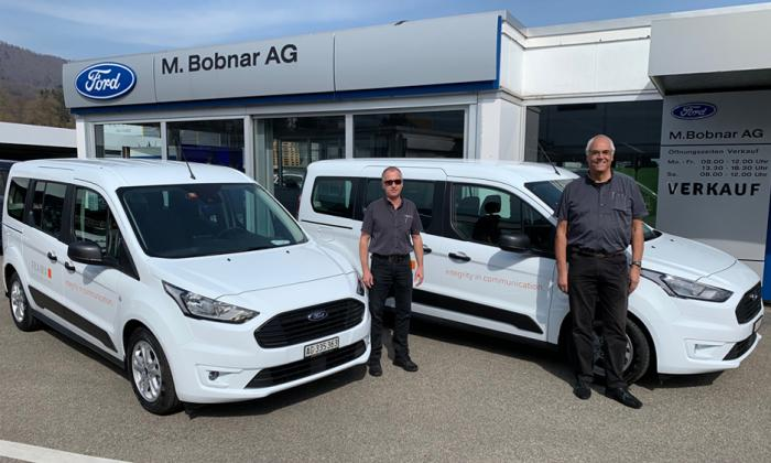 FORD Tourneo Grand Connect Bobnar AG